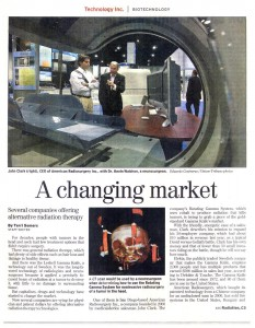 A Changing Market